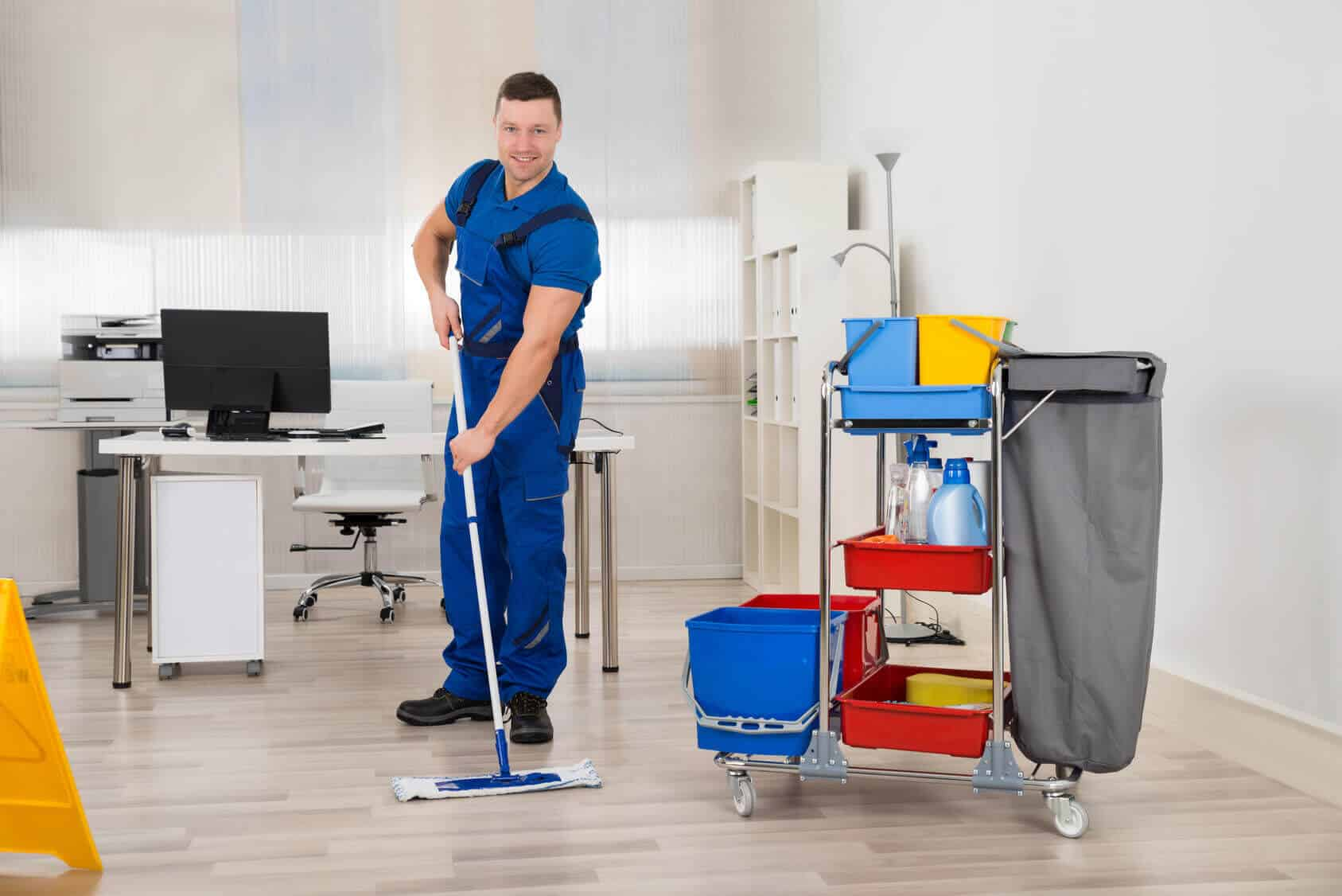 Reinigungsfirma Berlin