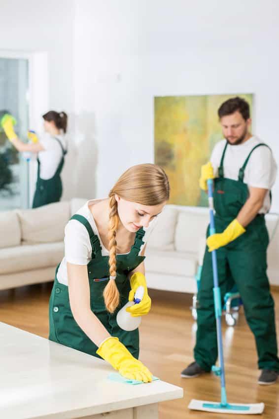 Innenreinigung – Sauberkeit für mehr Wohlbefinden